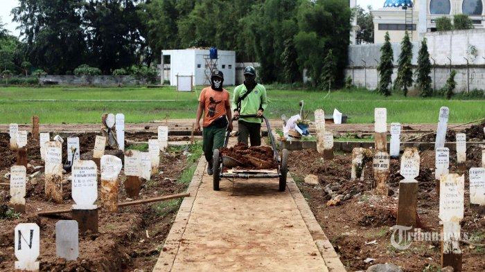 Lebih dari 50.000 Warga Indonesia Meninggal akibat Covid-19