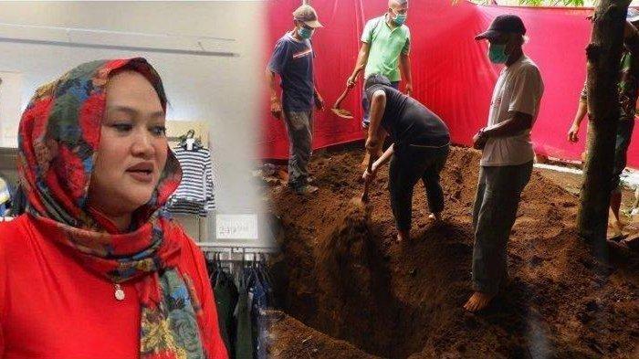 Makam Lina dibongkar untuk diautopsi, hasilnya akan segera diumumkan