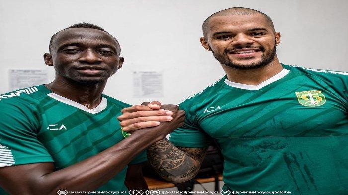 Bocoran Transfer Pemain, Dua Eks-Pilar Persebaya Makan Konate-David da Silva Reuni di Liga Malaysia