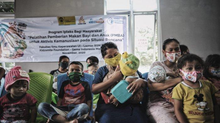 Dapur PMBA, Solusi Tepat Nutrisi Bagi Balita di Masa Pandemi