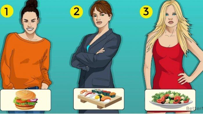 Tes Kepribadian: Jenis Makanan Favorit yang Kamu Makan Dapat Ungkapkan Karakter Asli Tersembunyimu