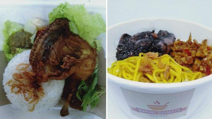 Kangen Masakan Khas Surabaya? Yuk Mampir ke Warung Surabaya Ning Inul