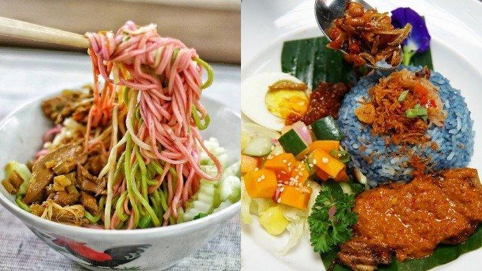 7 Kuliner Kekinian yang Sedang Hits di Yogyakarta, Dari Nasi Biru hingga Mi Ayam Pelangi