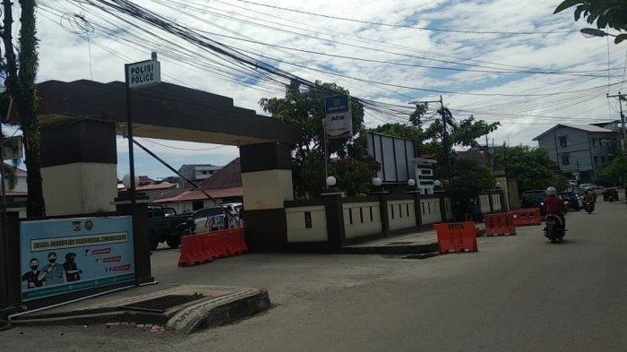 60 Anggota Polresta Pulau Ambon dan Pulau-pulau Lease Diturunkan Kejar Pelaku Penembakan
