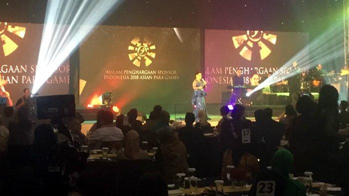 Ketua Inapgoc Apresiasi Sponsor yang Telah Mendukung dan Menyukseskan Asian Para Games 2018