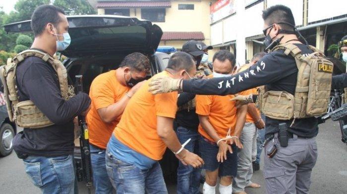 Geng Pandawa, Maling Modus Petugas Pertanahan Gadungan, Beraksi 24 Kali di Jakarta, Bogor, Bekasi