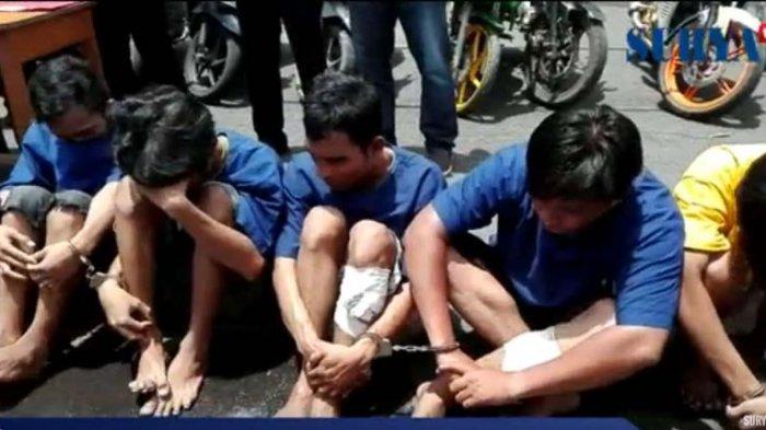 Polisi Tangkap Lima Maling Motor Bersenpi yang Kerap Beraksi di Bekasi dan Jakarta Timur