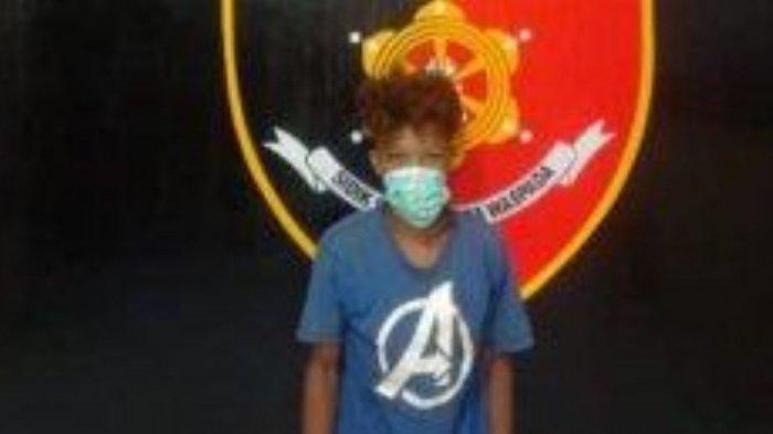 Darmawijaya ditangkap anggota satreskrim polres Musirawas