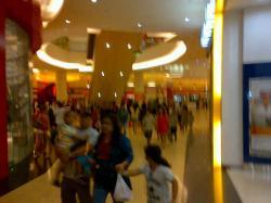 Toko Baju Sumber Kebakaran di Mall of Indonesia