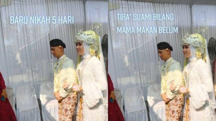VIRAL Wanita Bingung Dipanggil 'Mama' oleh Suami setelah 5 Hari Menikah, Begini Cerita Lengkapnya