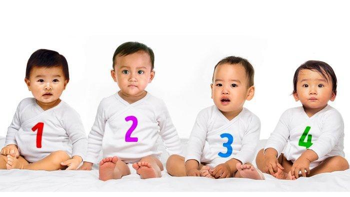 Tes Kepribadian: Dari Keempat Bayi Ini, Mana yang Perempuan? Jawabanmu Ungkap Karaktermu