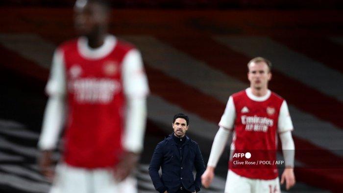 LIVE Streaming Arsenal vs Manchester City Liga Inggris, Lini Pertahanan The Gunners Lebih Riskan