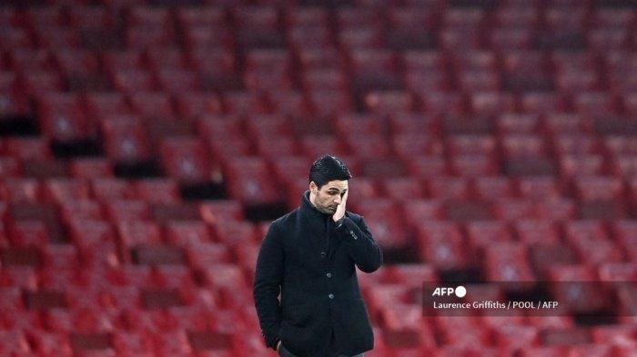 Reaksi Mantan Pelatih Arsenal Usai Gagal ke Final Liga Eropa, Kita Semakin Buruk Setiap Tahun
