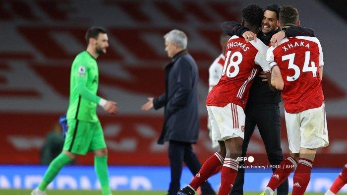 Warna-warni Arsenal vs Tottenham: Cedera Son, Rabona & Kartu Merah Lamela hingga Catatan Arteta