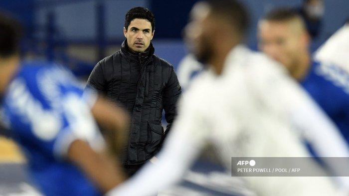 Man City vs Arsenal Liga Inggris, Eks Man United: Masalah The Gunners Bukan di Mikel Arteta
