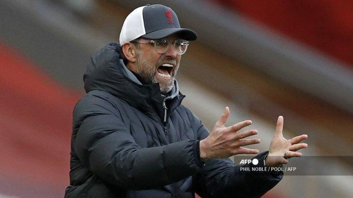 Hasil Liga Inggris - Respons Klopp Usai Liverpool Dipermalukan Fulham, Ini Momen Terendah!