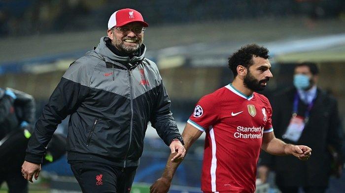 Menurut Juergen Klopp Faktor Ini yang Bisa Buat Mohamed Salah Hengkang dari Liverpool ke Real Madrid