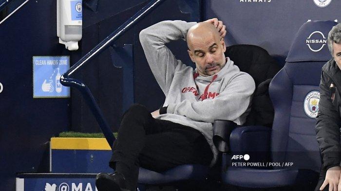 Kemenangan 21 Beruntun Man City Dihentikan Man United, Ini Reaksi Kalem Guardiola