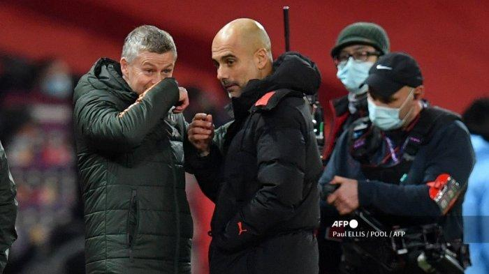LIVE STREAMING Manchester United vs Newcastle, Tekad Solskjaer Raih 3 Poin demi Tempel Man City