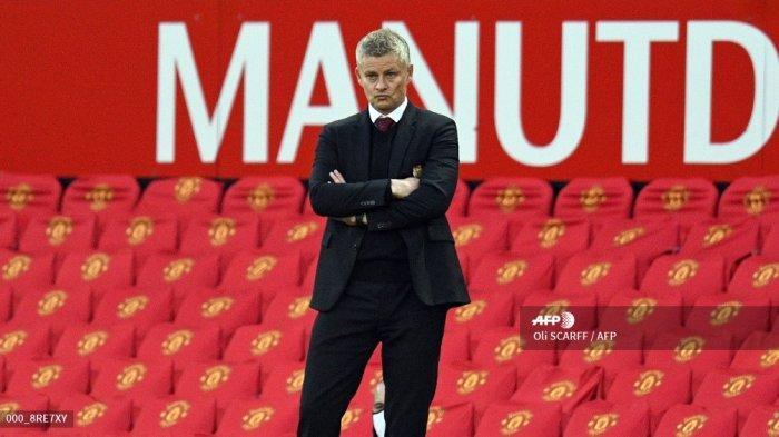 Ole Gunnar Solskjaer Pasang Badan Atas Hasil Buruk Manchester United