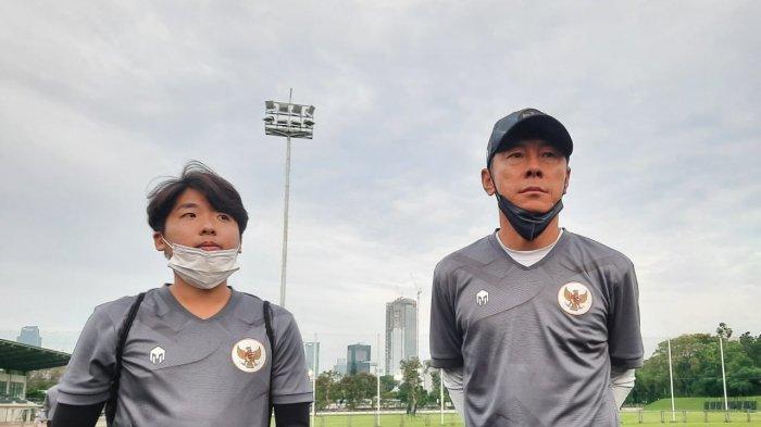 Tak Janji Timnas Indonesia Raih Emas SEA Games 2021, Shin Tae-yong: Kami Akan Maksimalkan