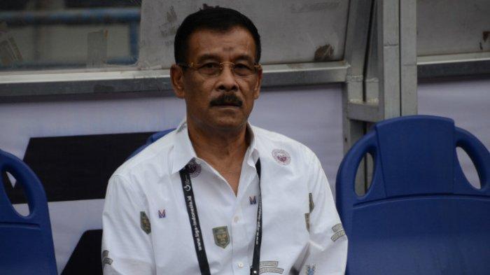 Umuh Muchtar Berharap Laga Persib Bandung Vs Persebaya Surabaya Tidak Ditunda