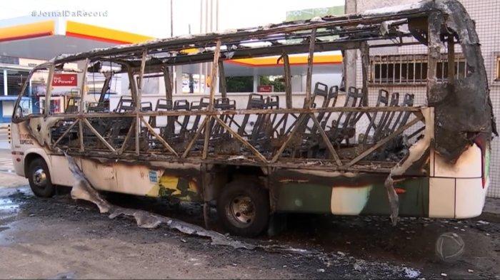 Geng Narkoba di Kota Manaus Brasil Ngamuk, Bakar Mobil dan Tembaki Polisi karena Bos Tewas