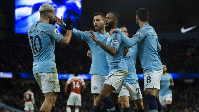 Jadwal Bola Hari Ini, Man City vs Aston Villa Live TVRI, Inter Milan vs Parma, PSIS vs Borneo FC