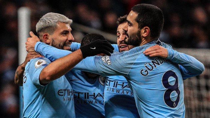Live Streaming TV Online TVRI dan Mola TV, Man City vs Crystal Palace Liga Inggris, Akses di Sini