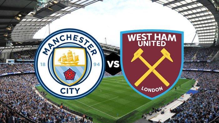 Link Live Streaming Manchester City vs West Ham Liga Inggris Pekan 28, Tonton Lewat HP