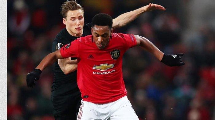 Hasil Babak Pertama Liga Europa Man United vs AZ Alkmaar, Kedua Tim Masih Kesulitan Mencetak Gol