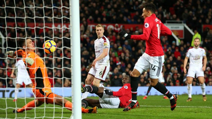 Jadi 'Pahlawan' Manchester United, Jesse Lingard Ungkap Pesan Jose Mourinho Sebelum Ia Diturunkan