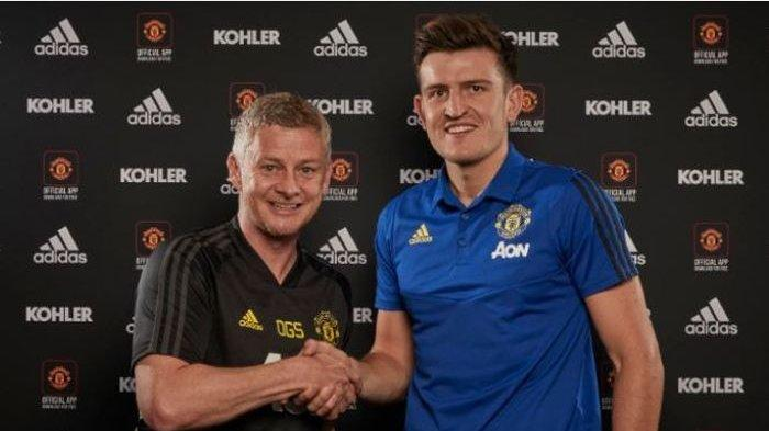 Update Bursa Transfer Liga Inggris: Man United Resmi Gaet Harry Maguire, Langsung Dikontrak 6 Musim