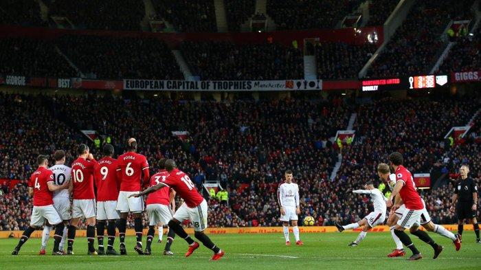 Usai Tahan Imbang Manchester United, Pelatih Burnley Sean Dyche: Tim Kami Mulai Berkembang