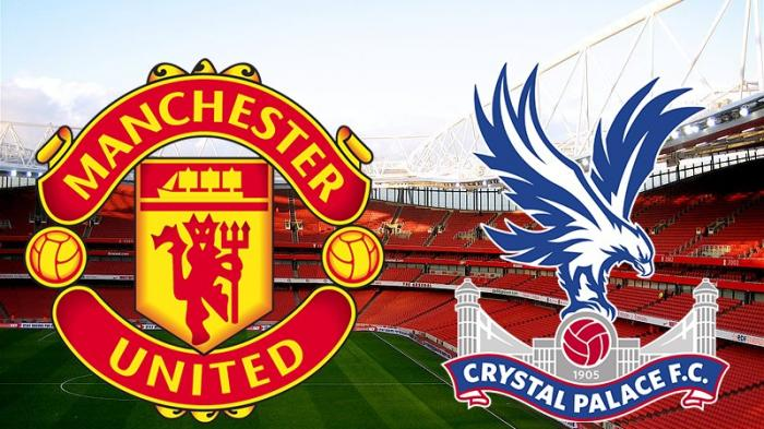 Daftar Susunan Pemain Manchester United vs Crystal Palace: Mason Greenwood dan Van De Beek Cadangan
