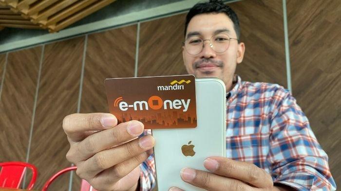 Dorong Penetrasi E-Money, Mandiri Online Tambah Fitur Update Saldo di Perangkat iOS
