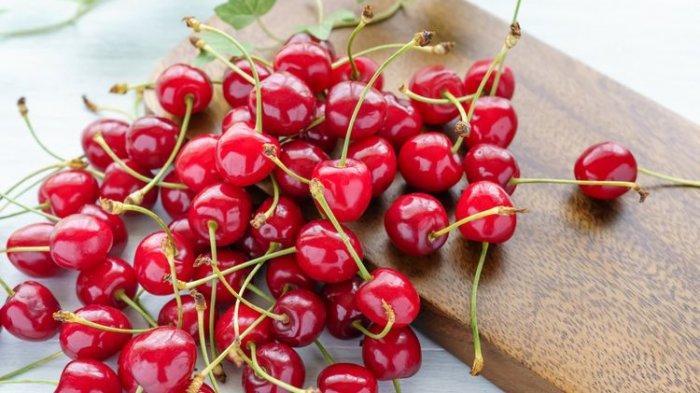 Buah Ceri Kaya Antioksidan dan Diyakini Bisa Cegah Diabetes