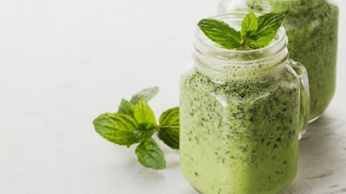 Manfaat smoothies hijau