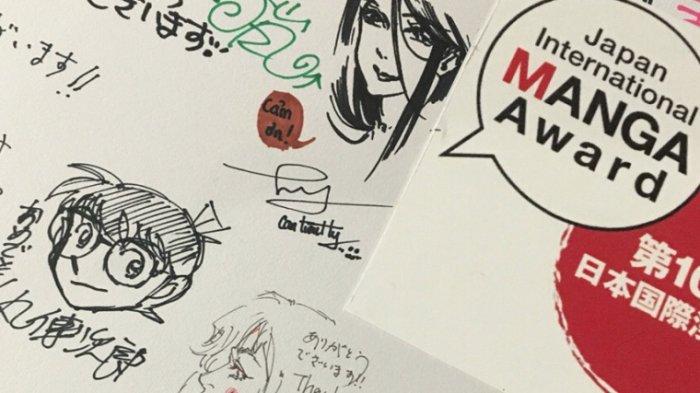Jepang Membuka Pendaftaran Kembali Bagi Peserta Kompetisi Manga Internasional Ke-12