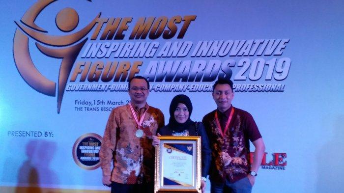 MangoeSky Terima Penghargaan 'Layanan Internet Terbaik di Wilayah Rural'