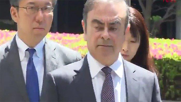 2 Terdakwa yang Membantu Pelarian Carlos Ghosn akan Dipindahkan ke Jepang