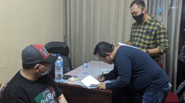 Sebelum Dijebloskan ke Lapas Salemba, Mantan Dirut TransJakarta Andy Saragih Sembunyi di Apartemen