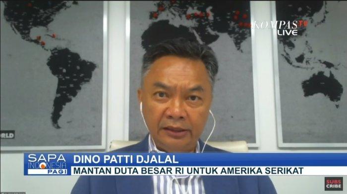 Dino Patti Djalal Ungkap Kekecewaan ke KLHK soal Target Bebas Emisi