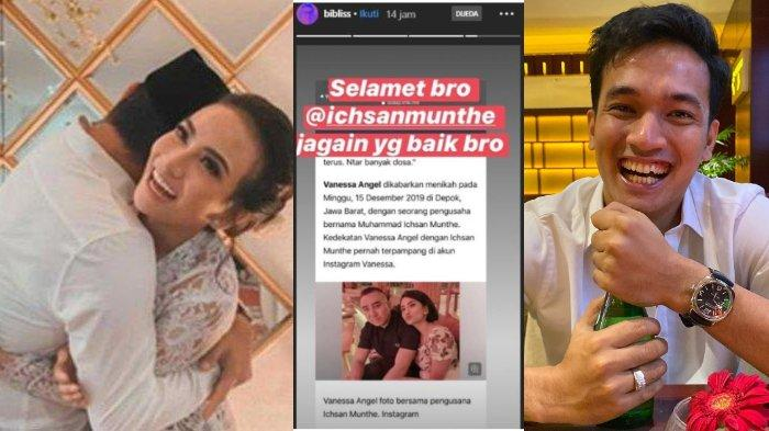 Mantan kekasih Vanessa Angel, Bibi Ardiansyah mengungkap identitas pengusaha, suami Vanessa Angel.