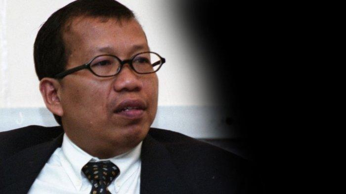 Mantan Menteri Hukum dan HAM, Hamid Awaludin