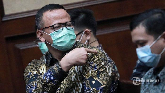 Mantan Menteri KP Edhy Prabowo Divonis 5 Tahun Penjara