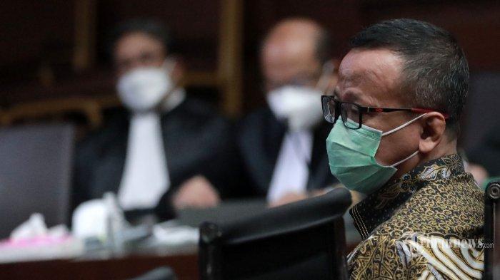 Berumur 49 Tahun dan Punya 3 Anak, Edhy Prabowo Merasa Tuntutan Jaksa KPK Sangat Berat