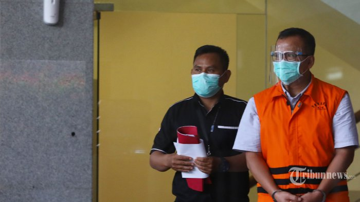 Sandang Status Tersangka Korupsi, Edhy Prabowo Singgung Jasanya Bawa 14 Medali Emas Asian Games