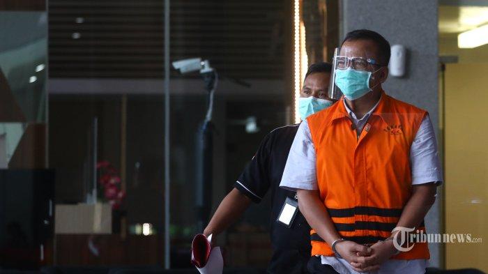 Usai Diperiksa KPK, Edhy Prabowo Curhat Aturan Kunjungan Tahanan Daring
