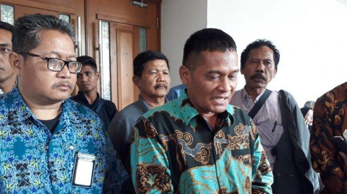 Mantan panitera PN Jakarta Utara Rohadi, mengajukan permohonan Peninjauan Kembali (PK) atas kasus suap terkait penanganan perkara penyanyi dangdut, Saipul Jamil.